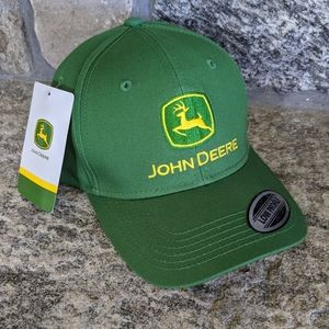 NWT John Deere Adjustable Hat